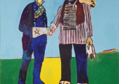 Matinee Cowboy & Indian