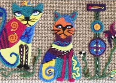 Tres Gatos